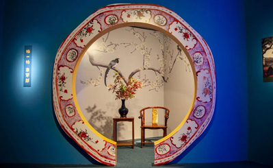 Trade treasures from old Guangzhou exhibited in Shanghai