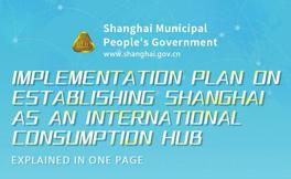 Shanghai releases plan on establishing international consumption hub